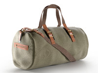 Canvas Holdall Bag