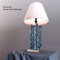 Table lamp Astoria Glass