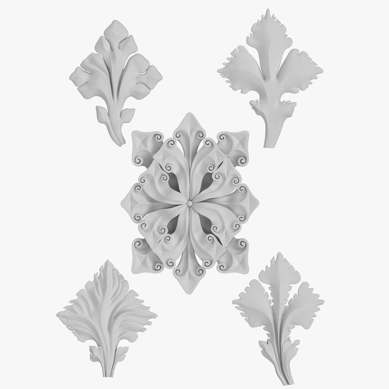 3d architectural ornament vol 02