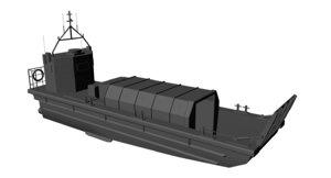 3d model lcvp mk5