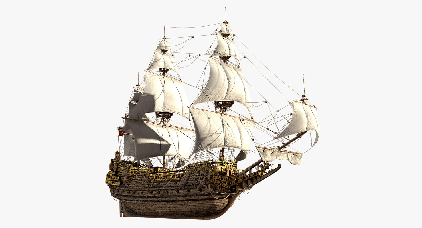 3d model sovereign seas
