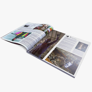 c4d magazine v3