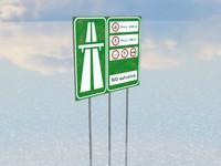 3d italian highway