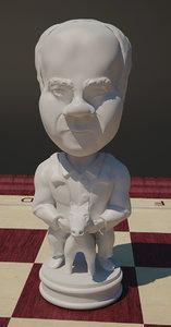 3d model chess zuganov