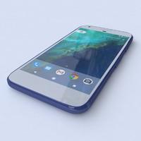 3d model pixel screen note