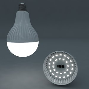 3d led bulb