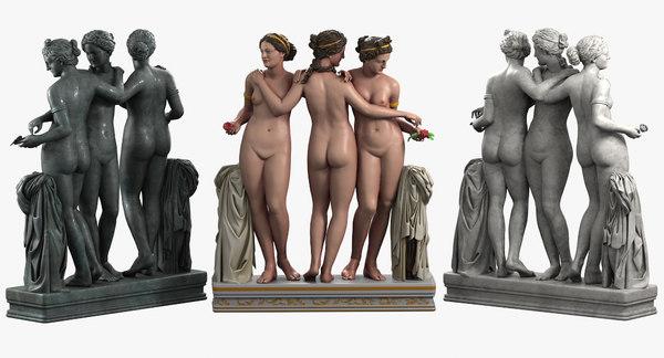 graces bronze marble max