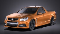 2014 holden vf 3d 3ds