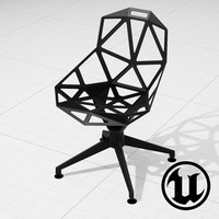 Konstantin Grcic Chair 002 UE4