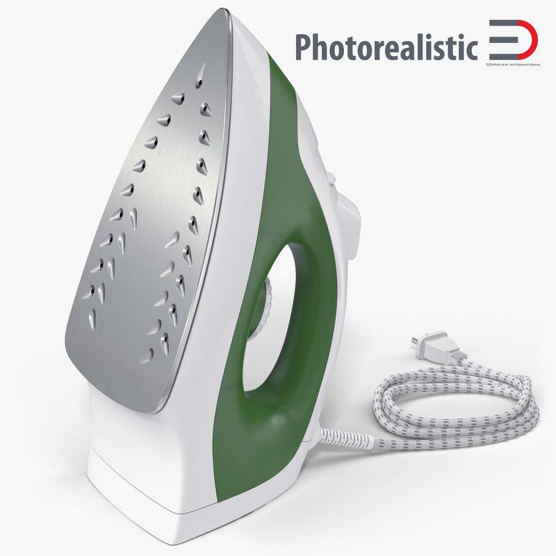 max green iron