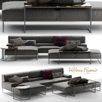 3d model frigerio salotti cloud