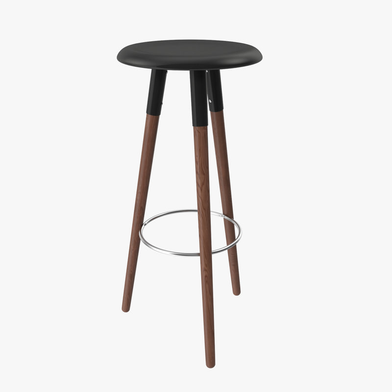3d bo concept vig bar stool