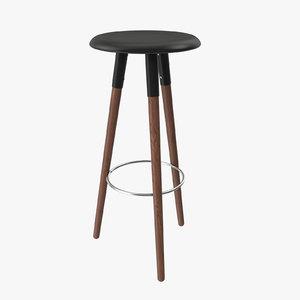 3d bo concept vig bar stool