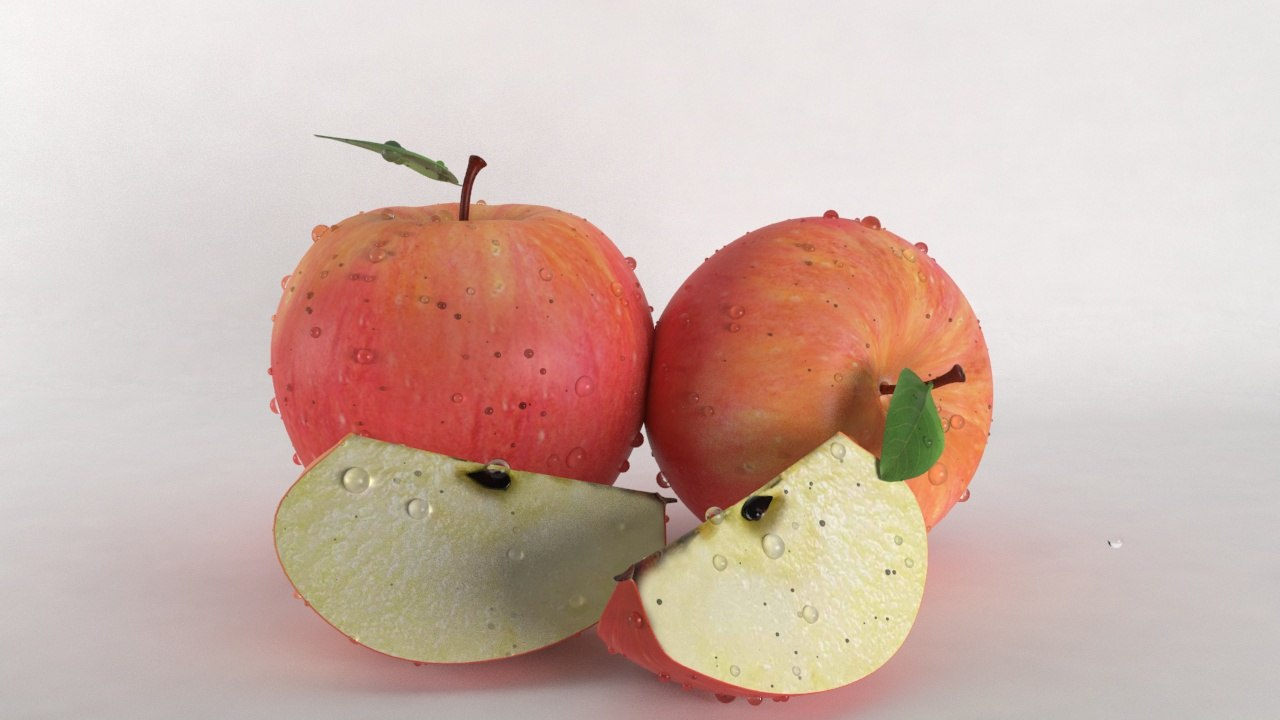 apple fruit max