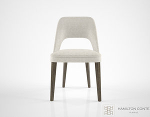 3d model of hamilton conte constanza chair