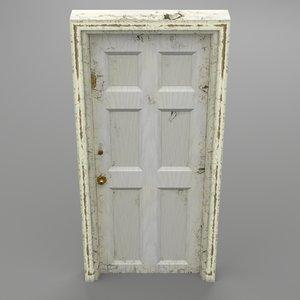 blend realistic door 1