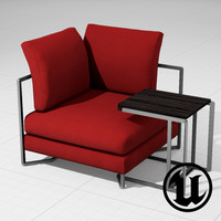 unreal molteni c large 3d 3ds