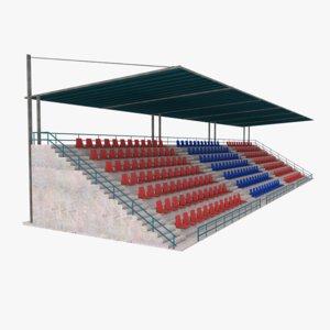 stadium tribune max