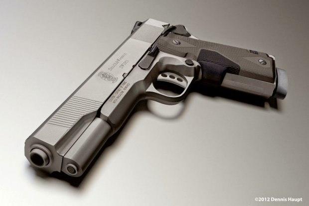 45 acp handgun 3ds