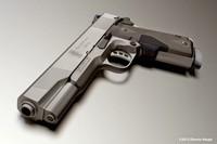 45 ACP handgun