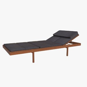 bassam fellows daybed 3d model