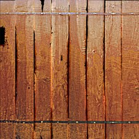 FGD Wood Fence