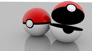 c4d pokeball poke pok