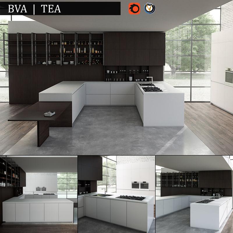 max kitchen bva tea