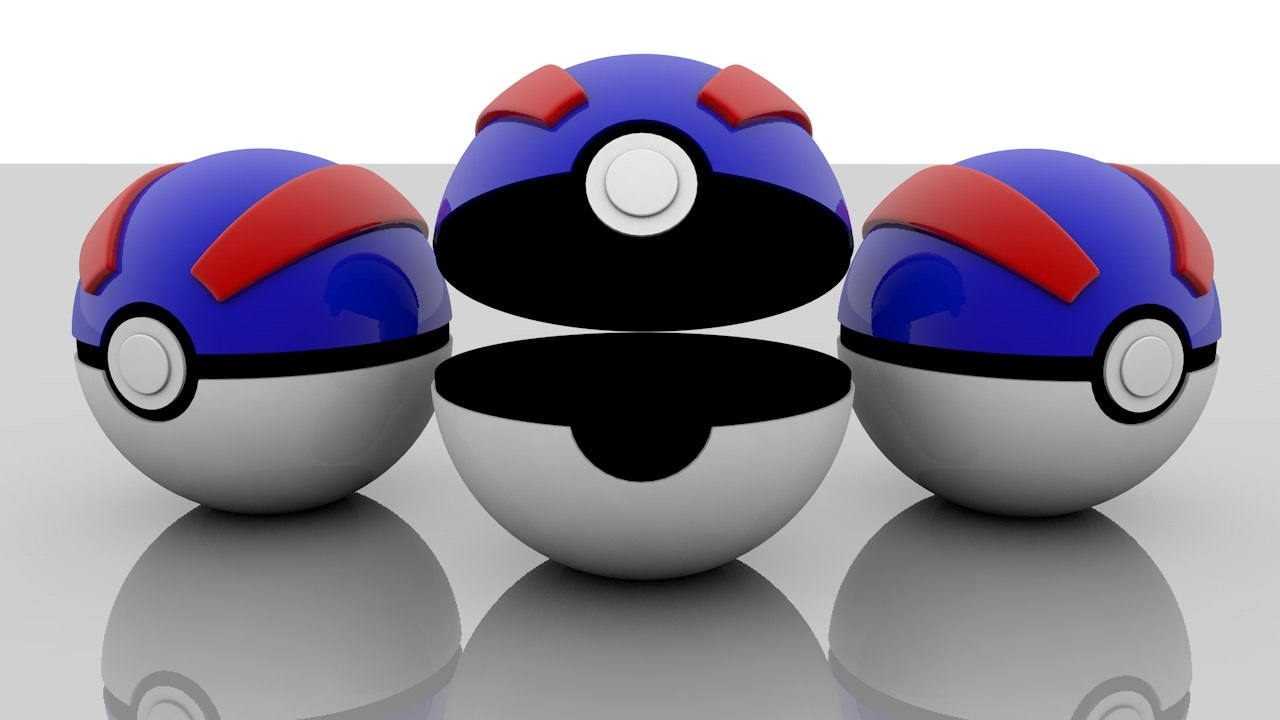 3d greatball model