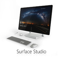 2016 microsoft surface studio 3d max