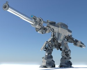 max rigged mech