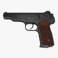 max stechkin automatic pistol aps