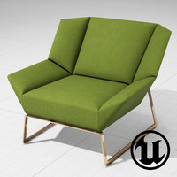 3d model of unreal molteni c tight