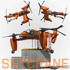 max skycrane