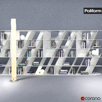 "Poliform - Librerie ""Web"