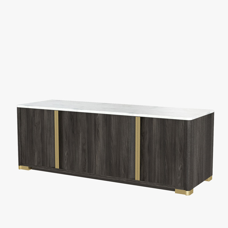 sideboard holly hunt 3d max