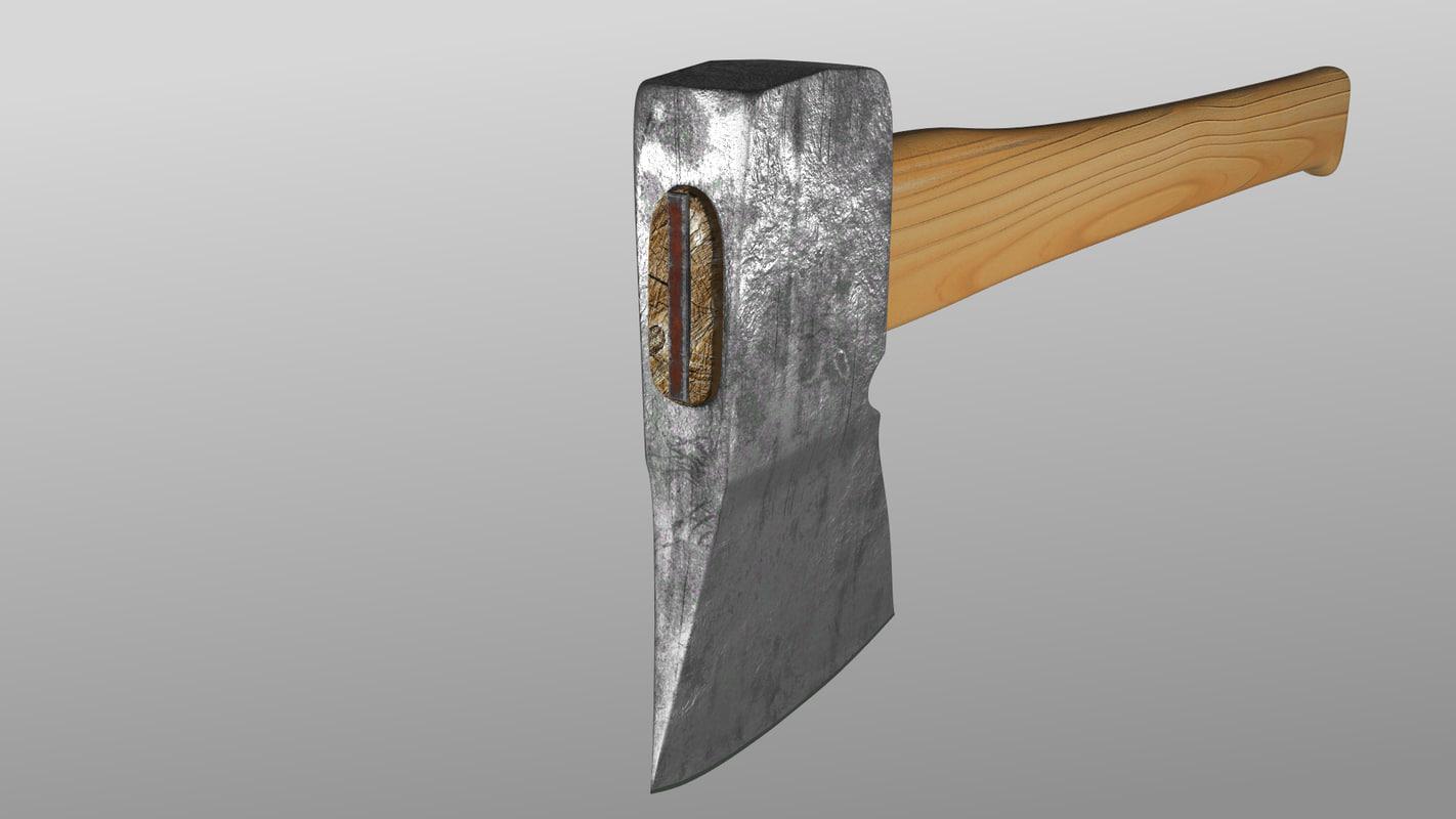 free obj mode axe
