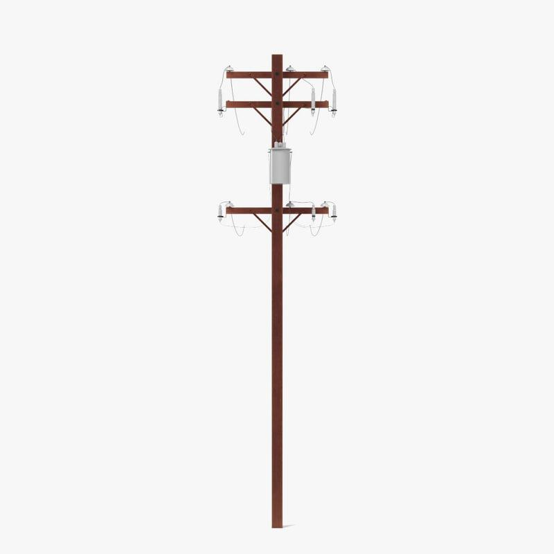 electric line 3d 3ds