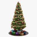 gift box 3D models