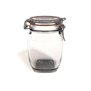fbx glass jar