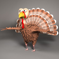 turkey 3d 3ds