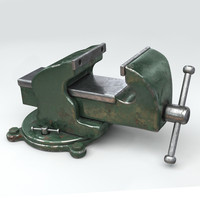 3d 3ds vise tool