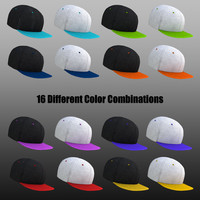 Baseball Cap Snapback Collection - Assorted Colors