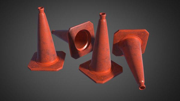 cone environments construction max