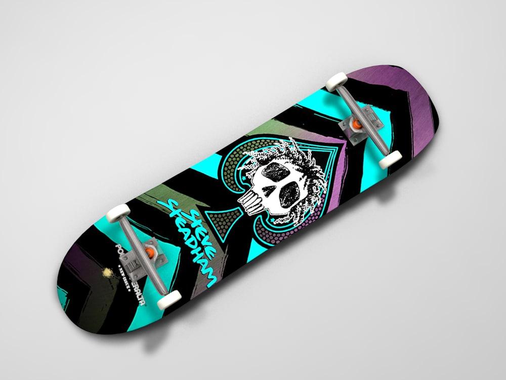 skateboard skate c4d
