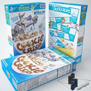 cookie crisp 3d 3ds
