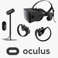 Oculus Rift VR Set