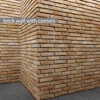 bricks loft 3d max