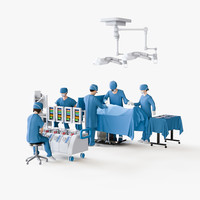 Medical People 05(Operating room)