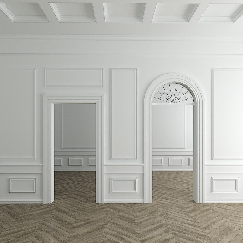 plinth cornice max